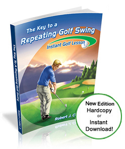 The Key To A Repeating Golf Swing book